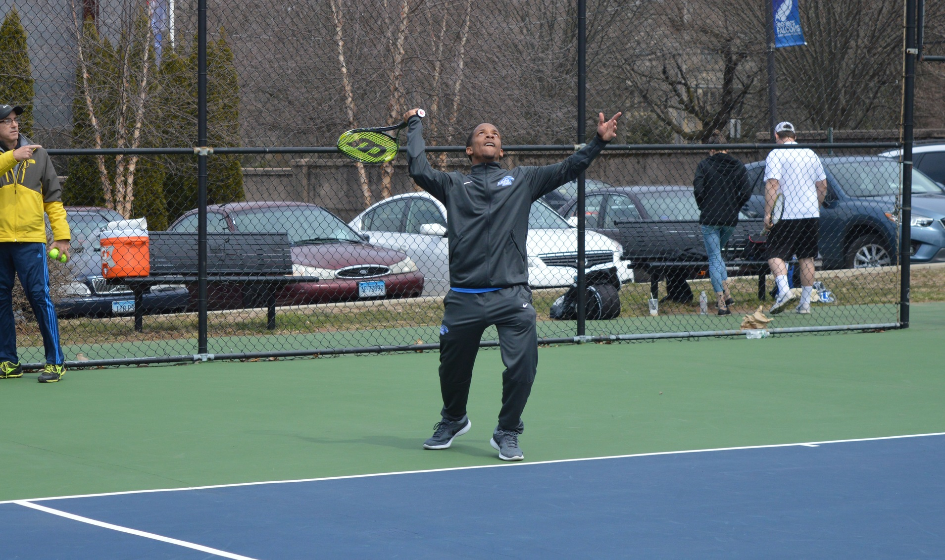 Yeshiva Defeats Men's Tennis in Non-Conference Play