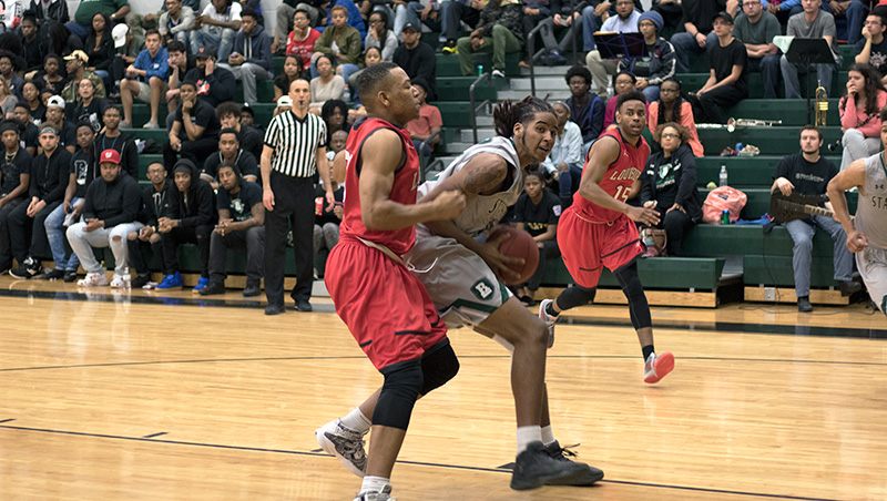 No. 5 Richard Bland Falls To No. 6 Louisburg (N.C.) 78-71