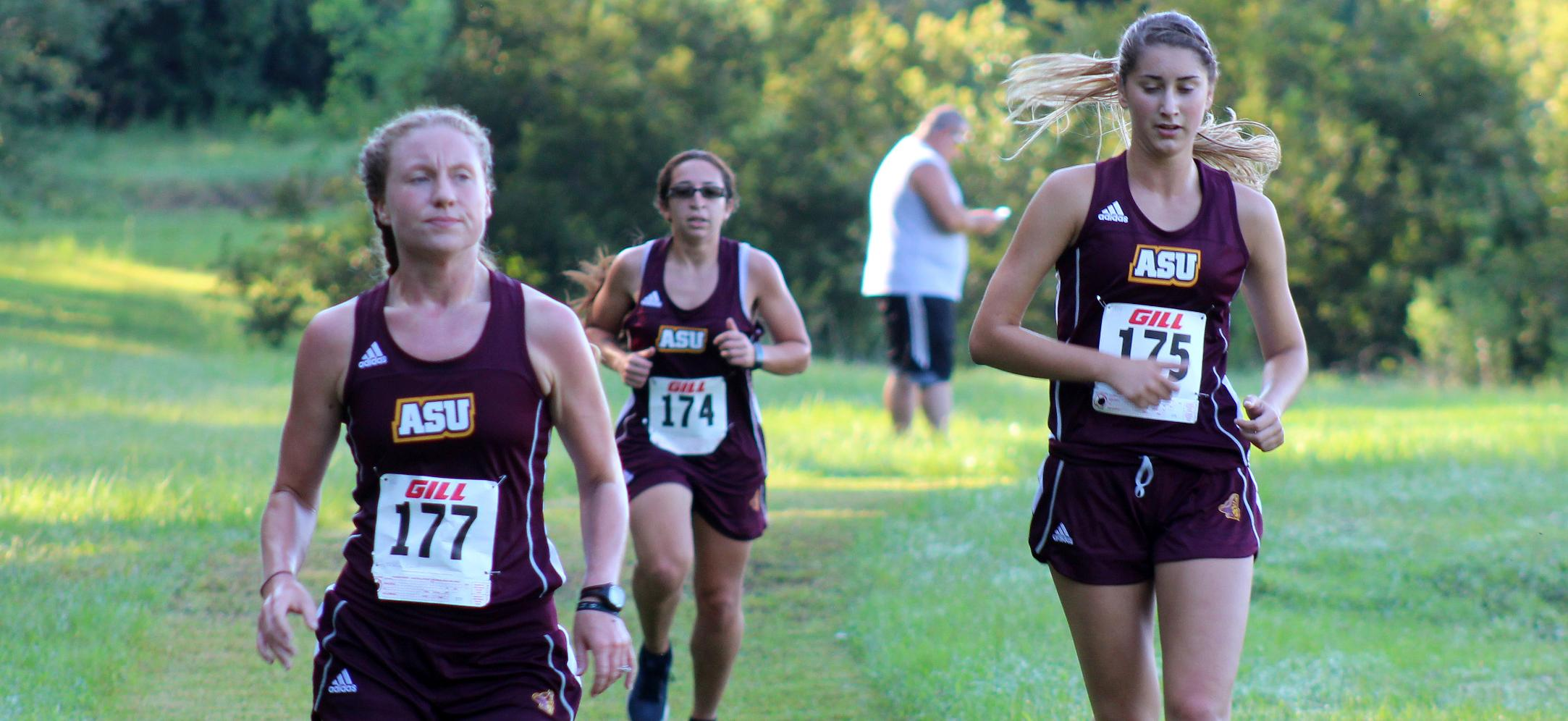 Women's Cross Country Captures First Meet Since Reinstatement, Wins Julius Johnson Invitational