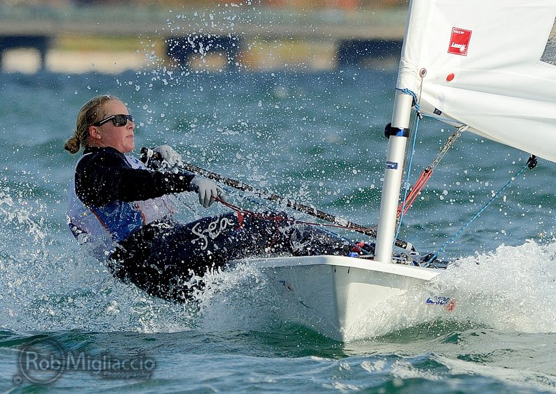 Frost Third at Women's Singlehanded National Championship