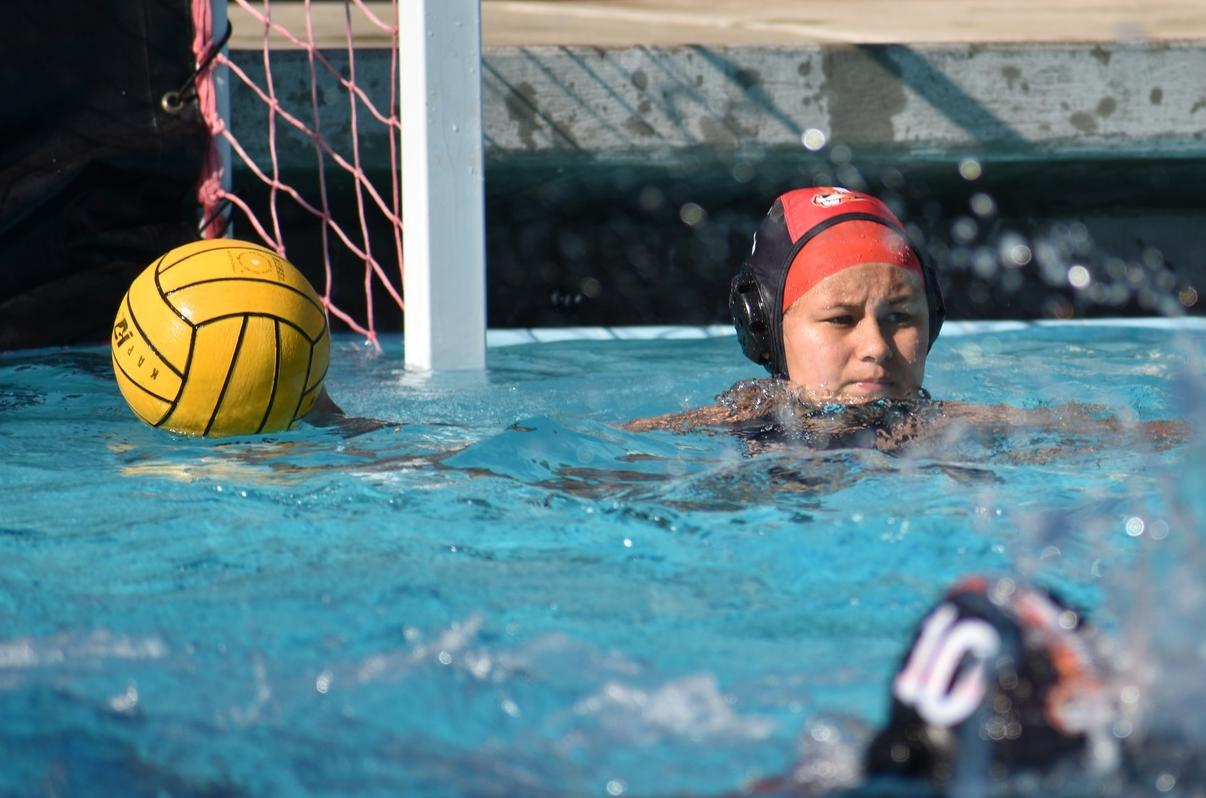 Women's Water Polo Opens at CMS