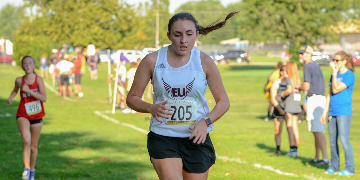 Trio of Evangel Runners Earn Automatic NAIA Qualifying Times
