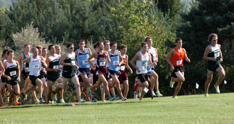 Scots Cross Country competes at CMU's Jeff Drenth Memorial