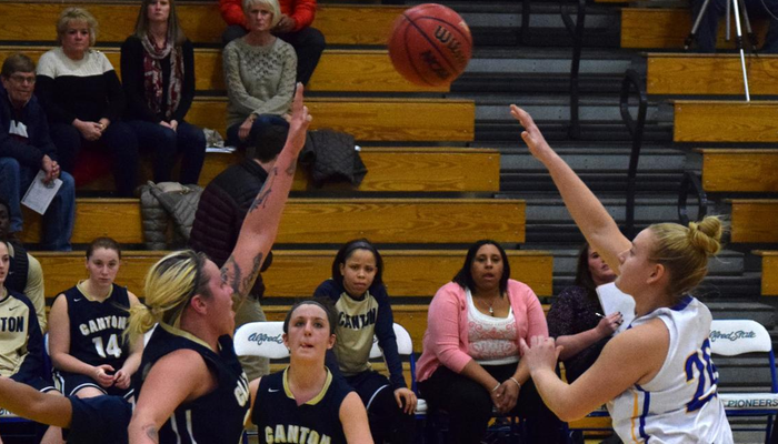 Lady Pioneers Turn Albany Pharmacy Over