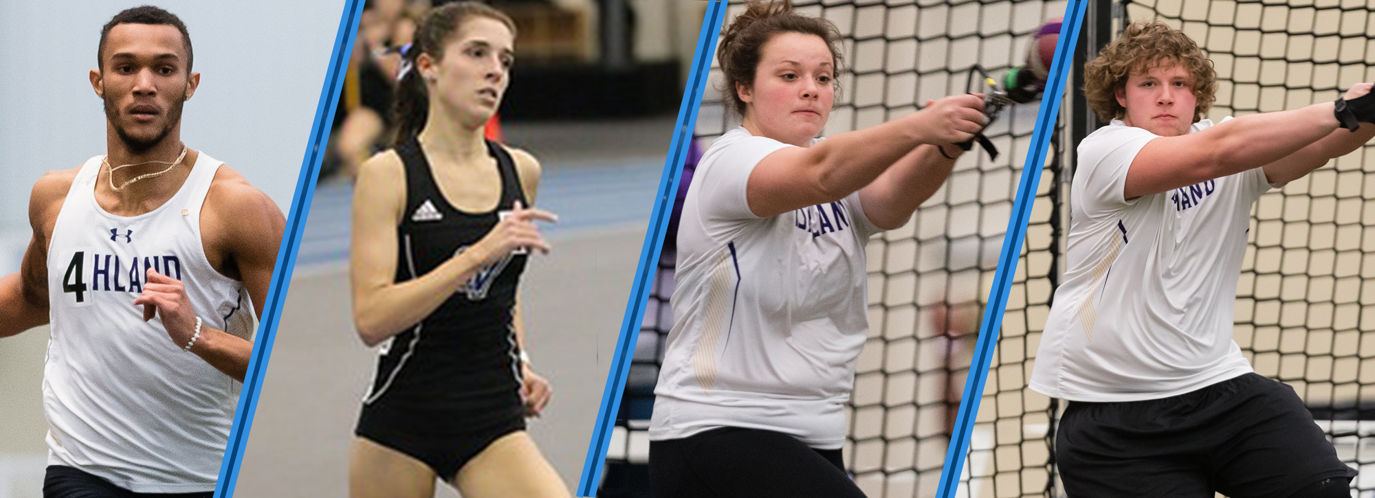 Ashland and Grand Valley claim Week 2 Indoor honors
