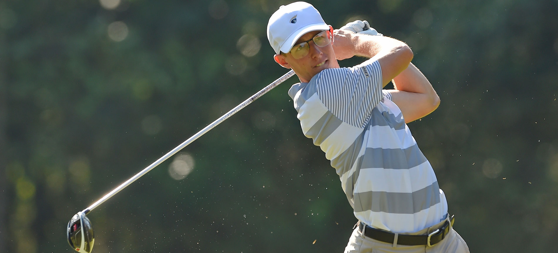 Miller Tied for 18th at South Carolina Golf Association Amateur Championship