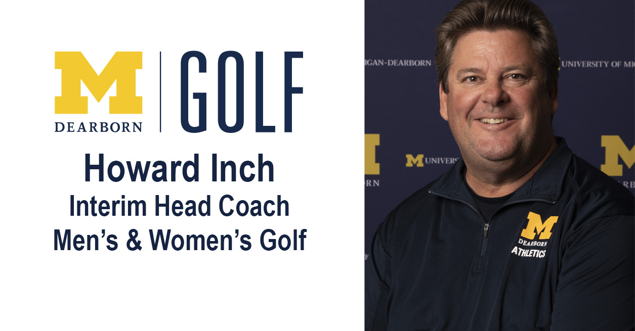 Howard Inch named Interim Head Golf Coach
