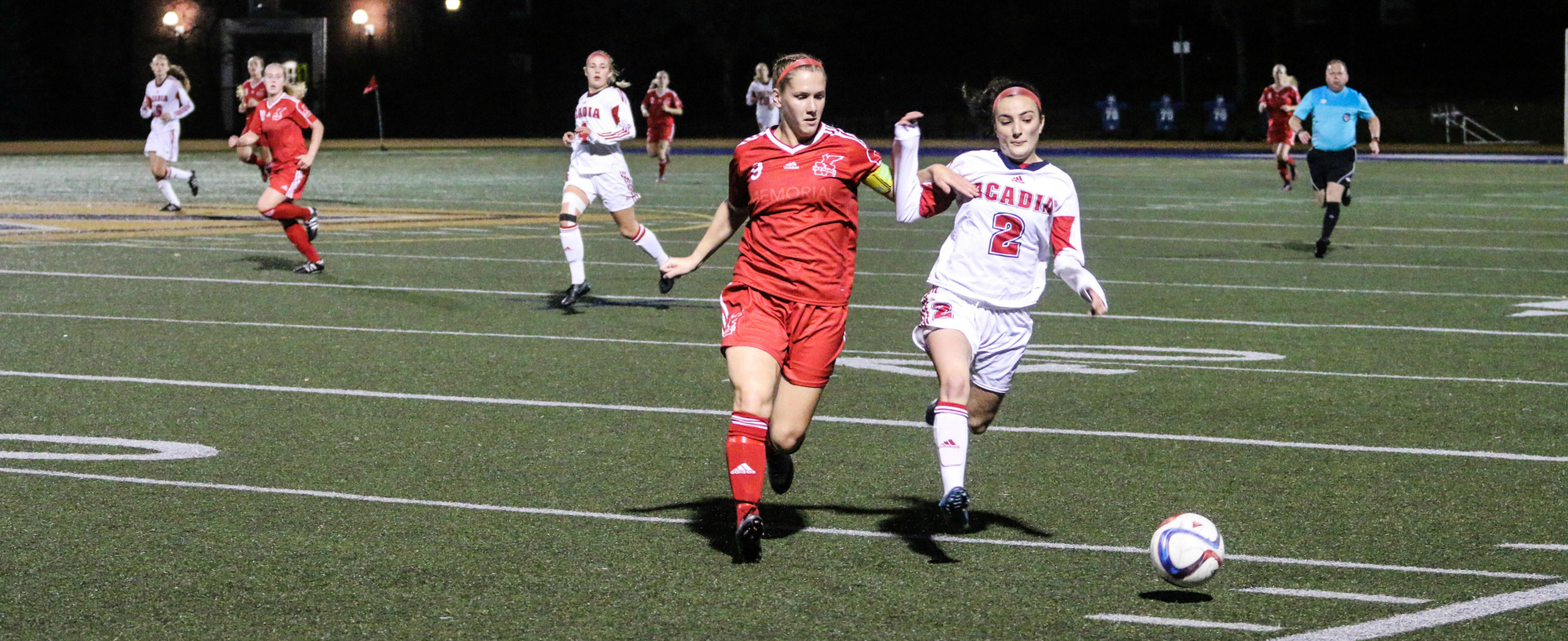 Memorial Drops Shootout Loss to Axewomen