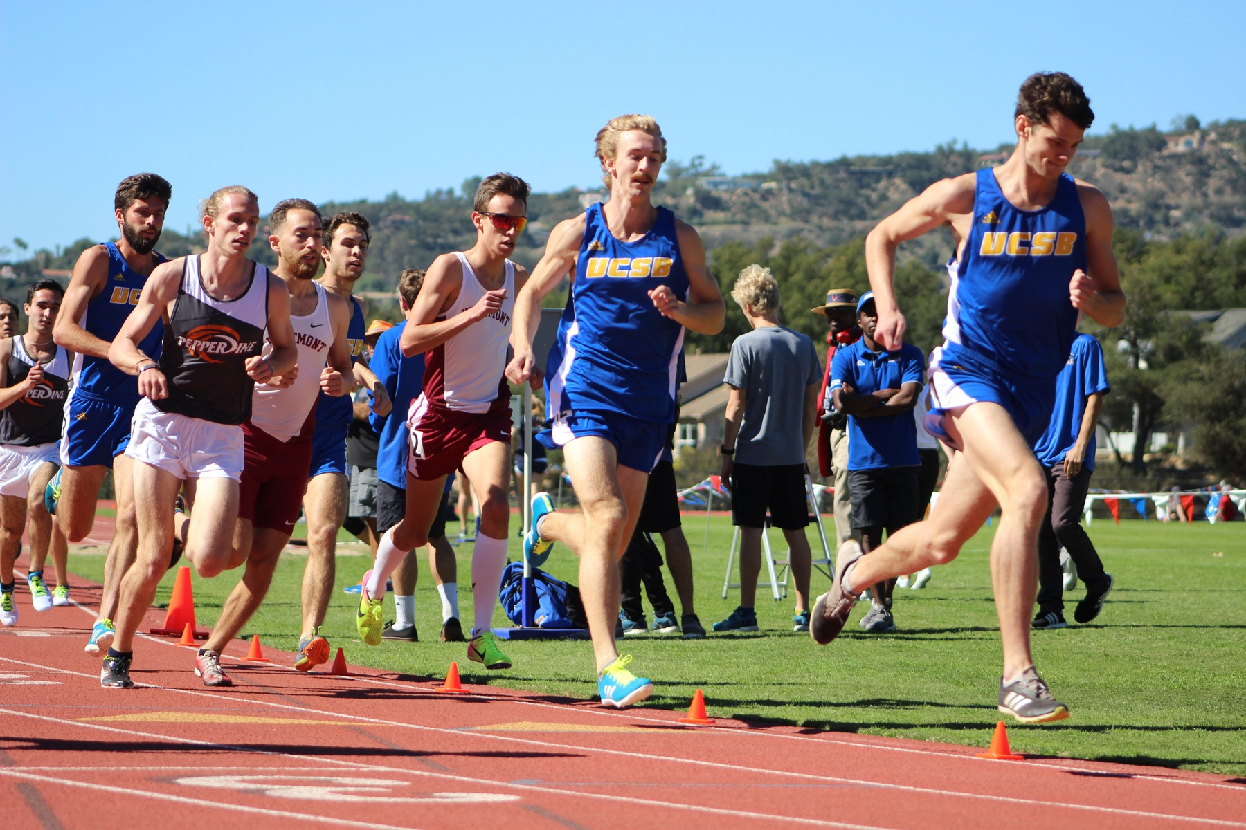 Track and Field Set for Last Tri Meet at Home