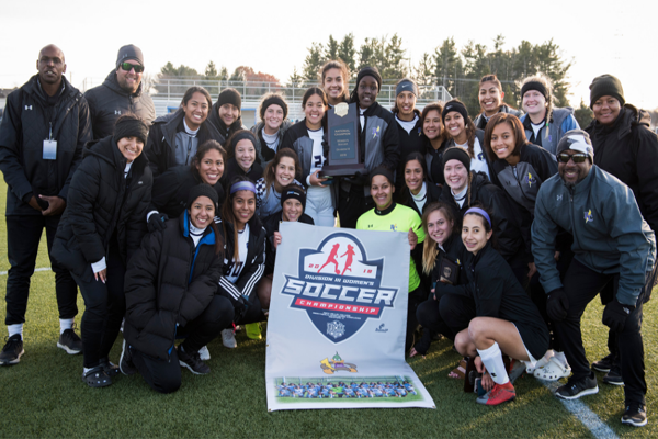 Richland wins Women's Soccer National Title