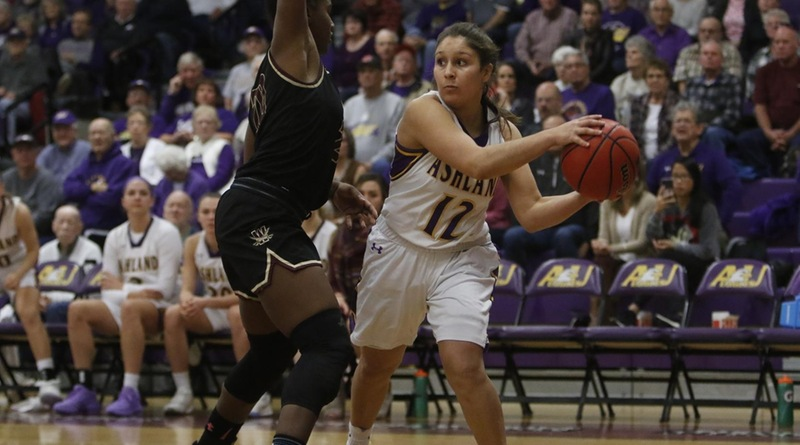 No. 6 AU Women Win Test Game Over Cavaliers