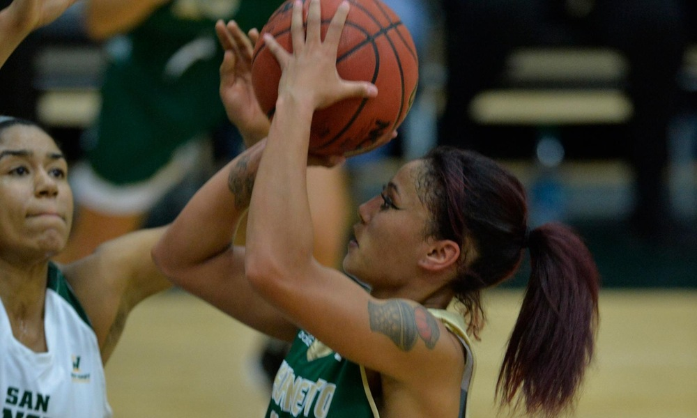 JOHNSON SETS PROGRAM RECORD, BUT WOMEN'S BASKETBALL FALLS IN TOUGH ROAD GAME AT SAN FRANCISCO