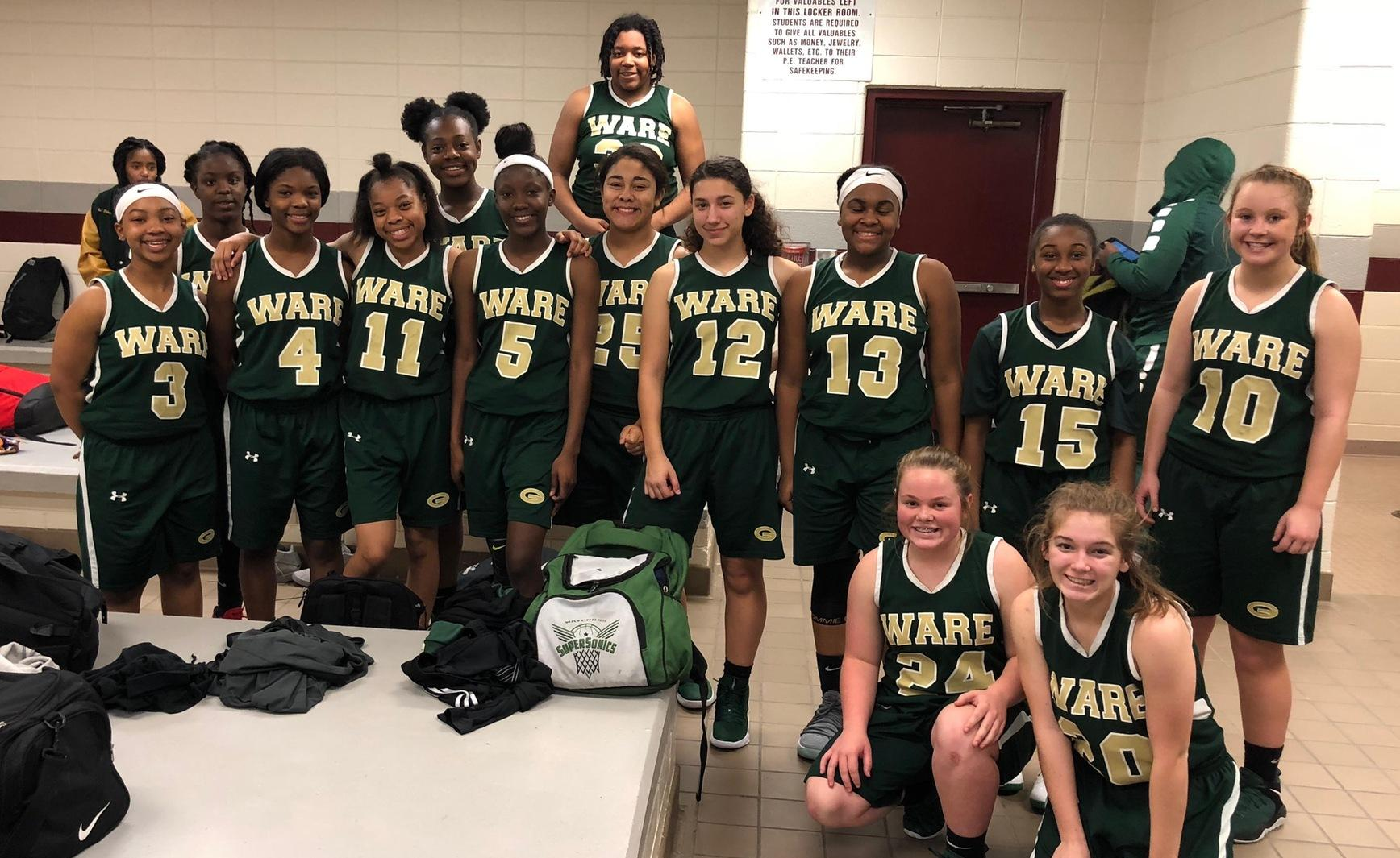 Lady Gators Defeat South Effingham