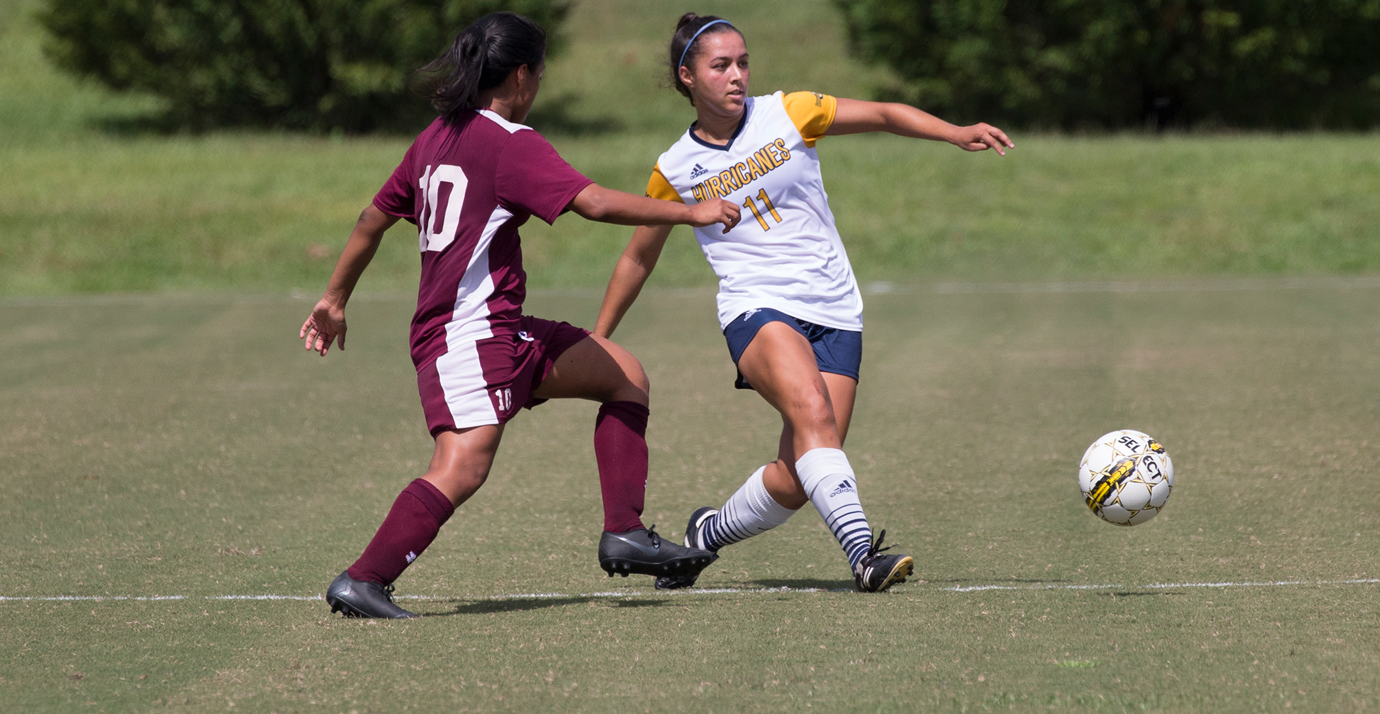 Lady Canes Suffer Lost to UNCP
