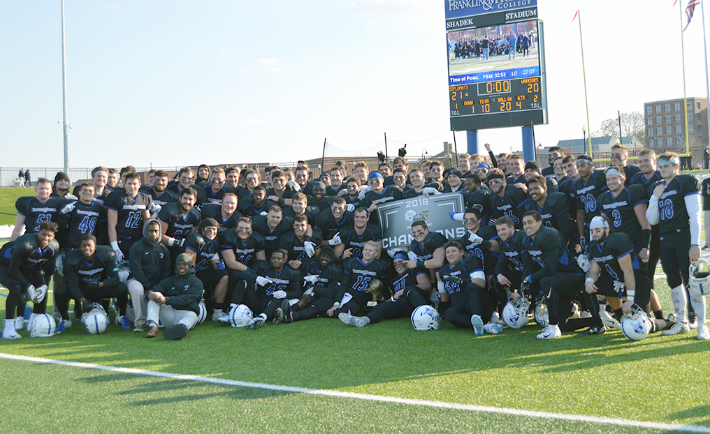 Diplomats Edge Lycoming for CC-MAC Bowl Title