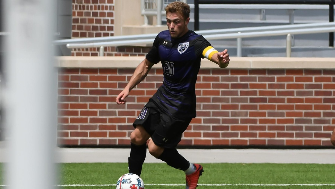 Yago Ramos scored a pair of goals to help Bellevue to a wild win over Johnson & Wales on Thursday