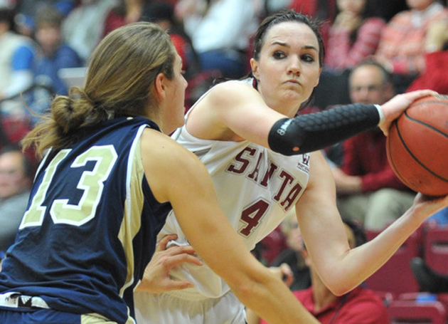Santa Clara Keeps Rolling, Knocking Off Unbeaten UC Davis 81-78