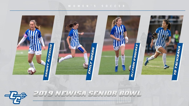 Four Blue Devils Invited to 2019 NEWISA Senior Bowl