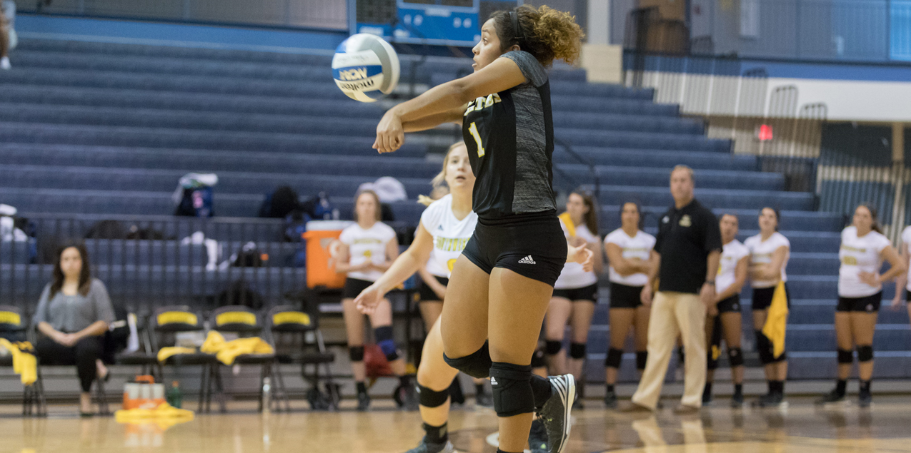 Brandi Campos, Southwestern University, Defensive Player of the Week (Week 4)