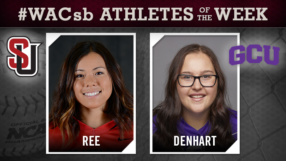 WAC Softball Hitter and Pitcher of the Week Announced