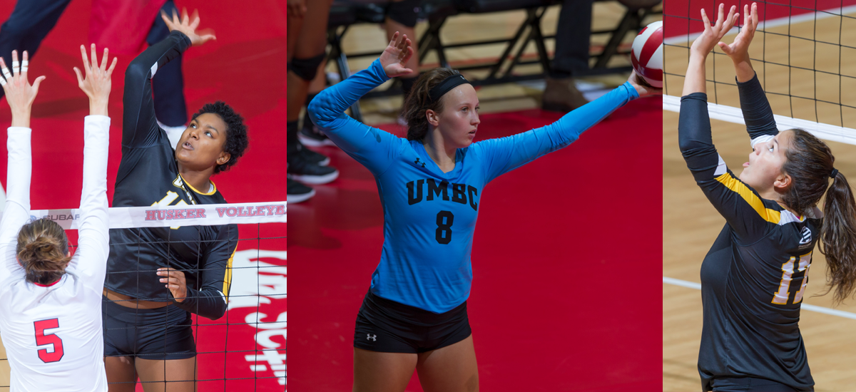 Freeman Earns Third Consecutive America East Rookie of the Week Award; Negron and Watson Also Honored
