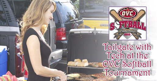Tech Athletics to host Tailgate events during OVC Softball Tournament