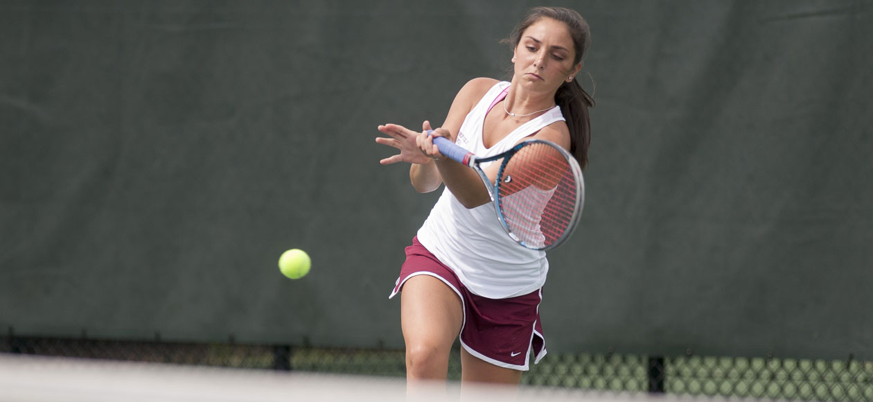 Women's Tennis Eases Past Salem State, 9-0