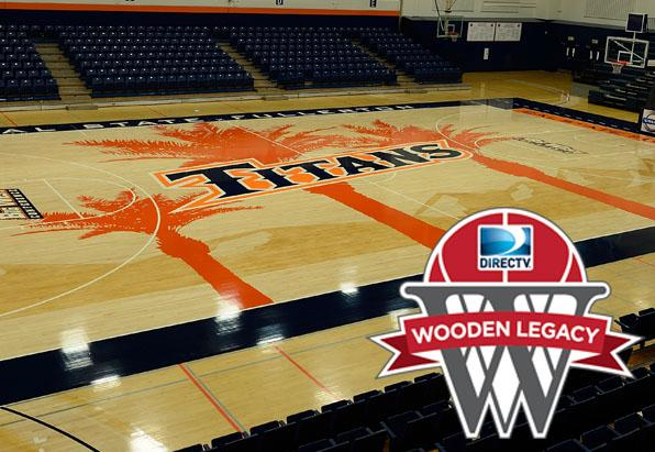 National Spotlight Centers on Fullerton as Titan Gym Hosts DIRECTV Wooden Legacy