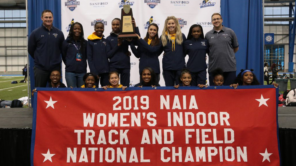 Day 3 - 2019 NAIA Women's Indoor Track & Field Championships