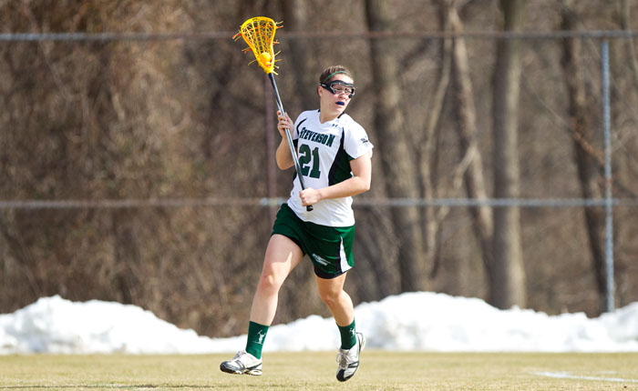 Eight Different Goal Scorers Highlight No. 19 Mustangs' 20-4 Win Over Frostburg