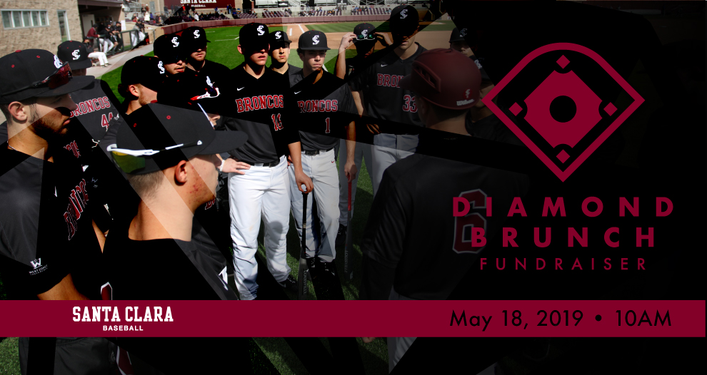 Day of Celebrating Bronco Baseball Set with Diamond Brunch Fundraiser & Senior Day Game