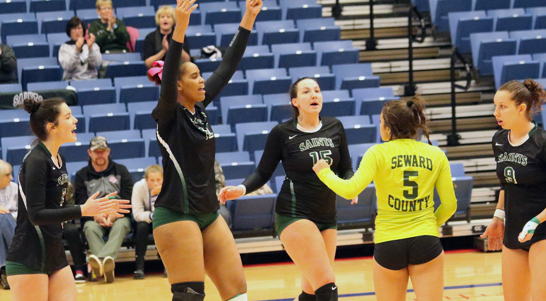 Lady Saints Place 4th At NJCAA National Tournament