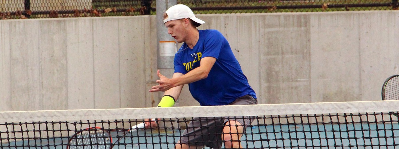 Goucher Men's Tennis Hosts Ursinus On Sunday (Match Moved Due To High Wind Prediction On Saturday)