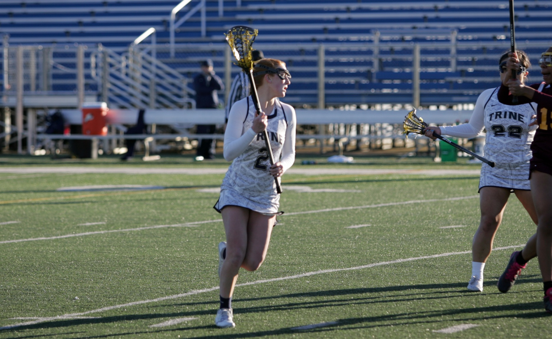 Women's Lacrosse Falls to Saint Mary's