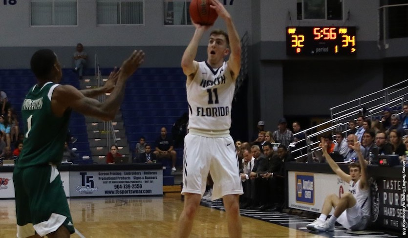 Offense Eruption in Second Half Leads Ospreys to Final Non-Conference Win