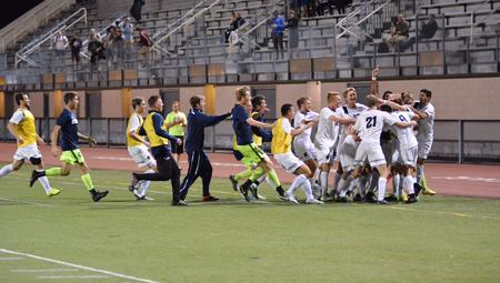 Josh Wargo's 'Golden Goal' Gives CWRU Men's Soccer 1-0 Win Over #2 Kenyon