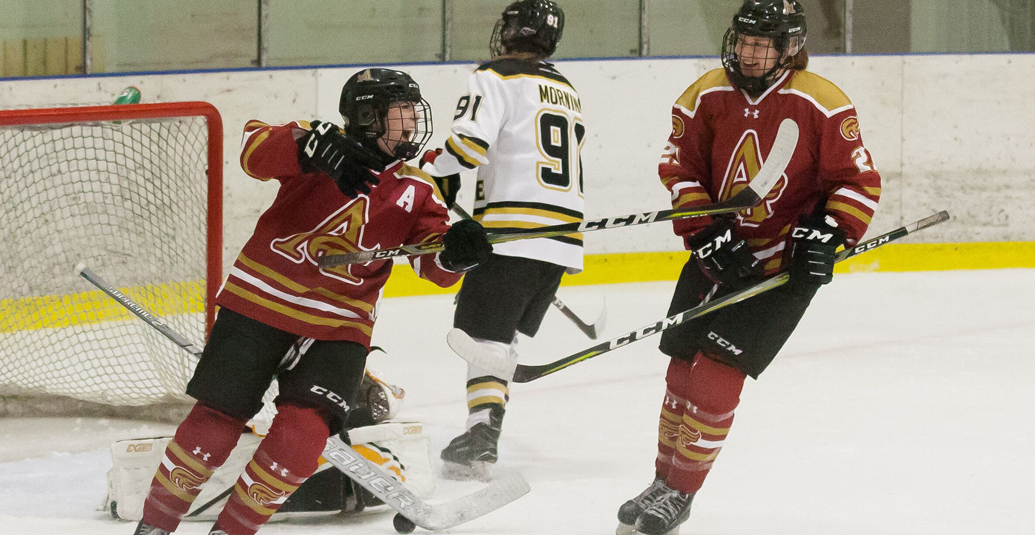 Mounties Beat DAL in overtime