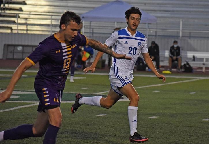 Blinn Men's Soccer Falls To No. 4 LSU-Eunice, 4-2