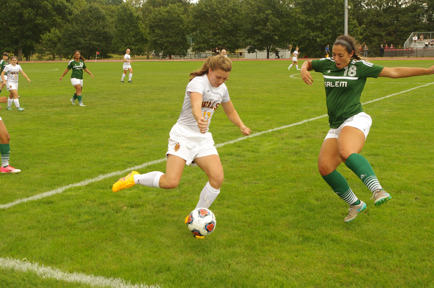 Women's Soccer Rolls Over Purdue Northwest 6-0