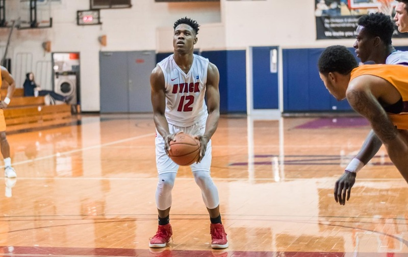 Nyack's Junior Graham Named to 2017-18 CACC Men's Basketball All-Academic Team