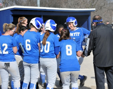 A Pair of Home Runs Help Lady Wildcats Cruise Past Cobleskill