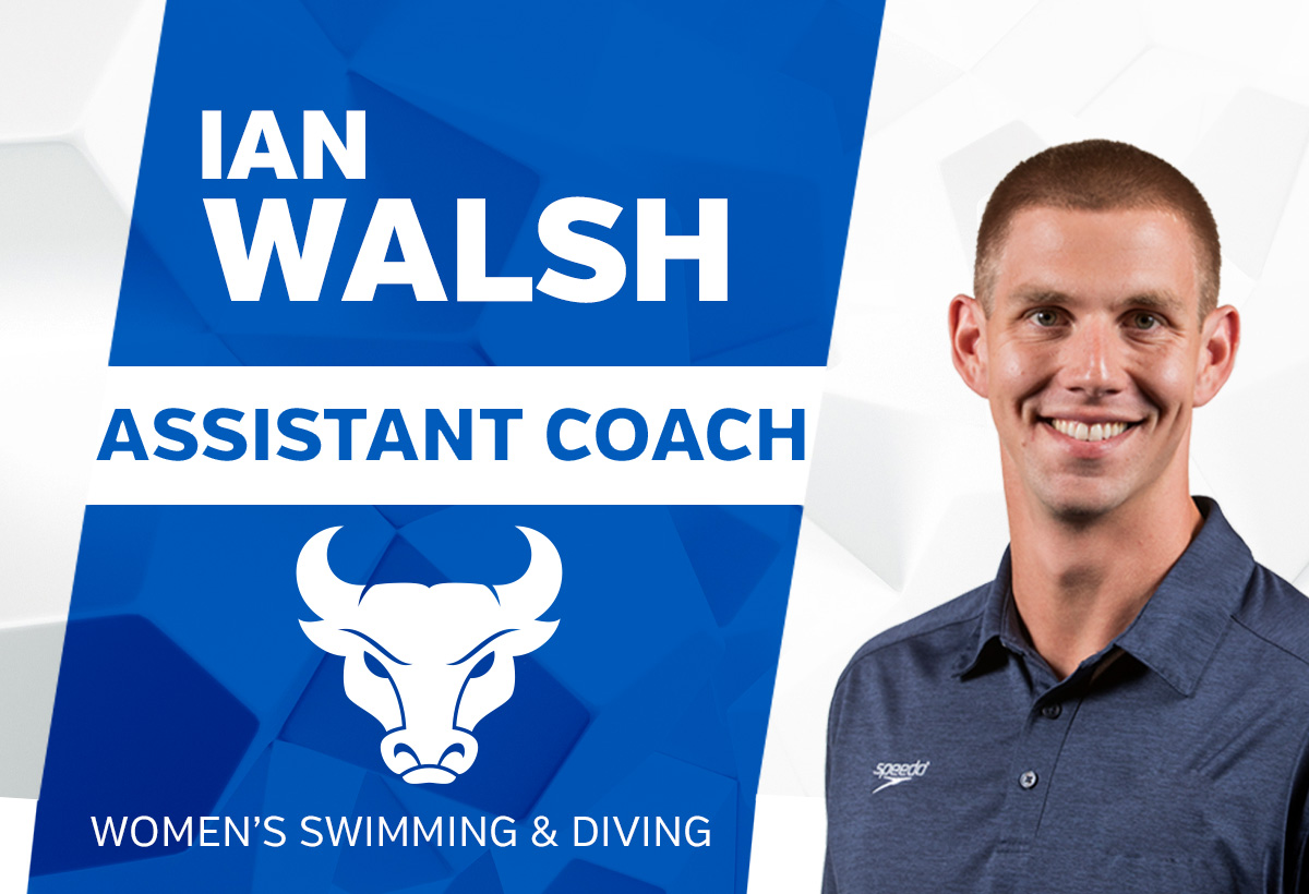Ian Walsh Pegged As Swimming & Diving Assistant Coach