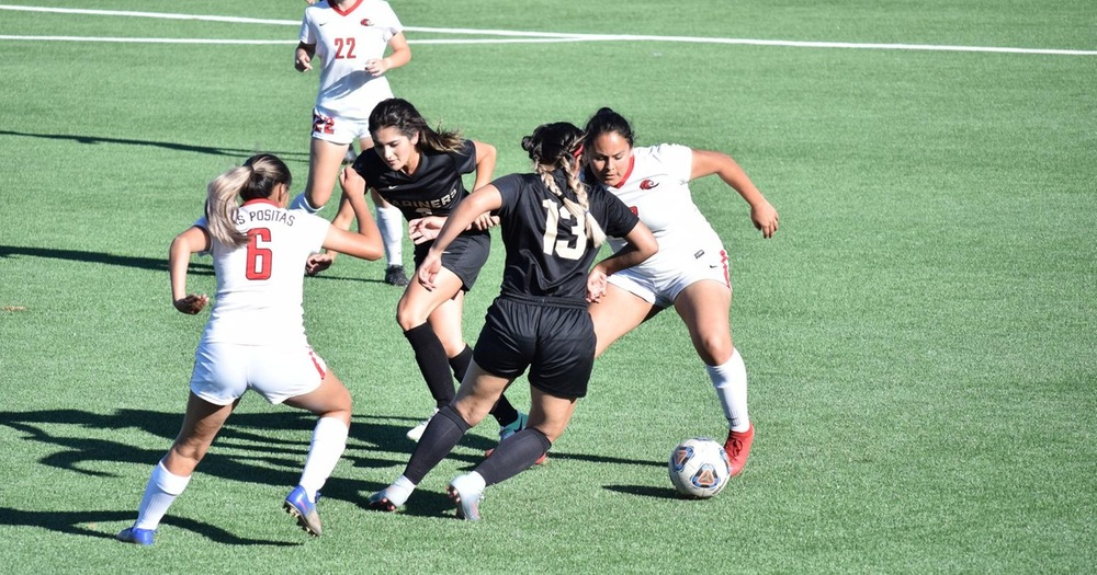College of Marin Women's Soccer Undone By Skyline Trojans 3-1