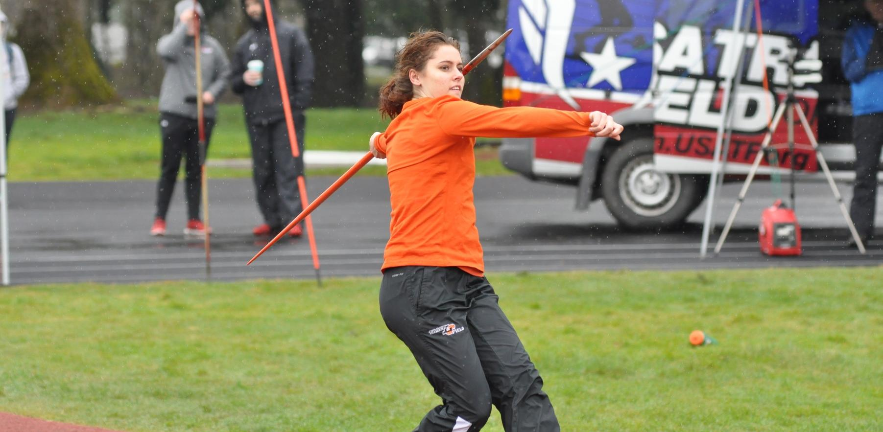 Taylor competes at Boxer Combined Event