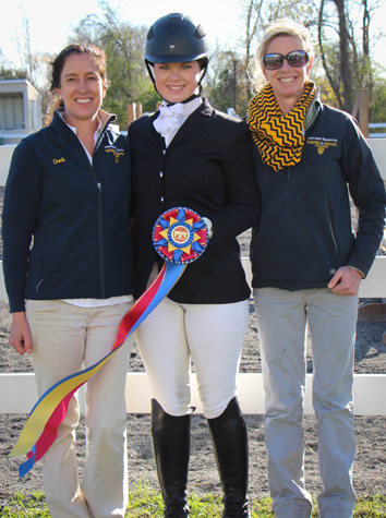 Intermont Equestrian Earns Two Individual Championships At IDA Nationals Saturday