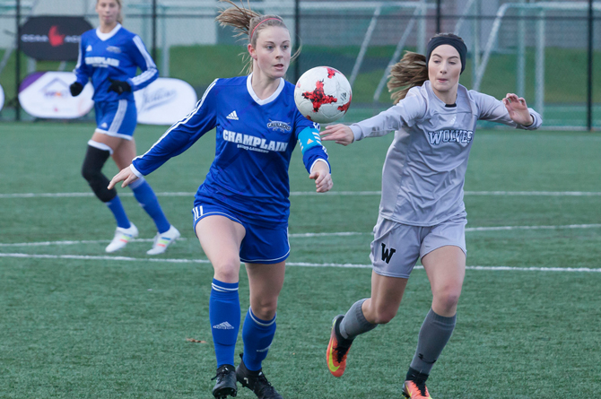 Women's Soccer: Day 2 Recap from Halifax
