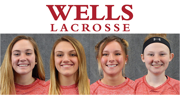 Women's Lacrosse Places Four On All-Conference Teams