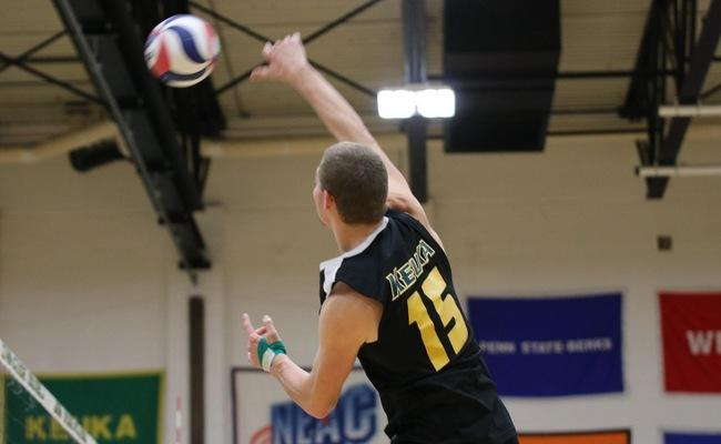 Connor Gail (15) had 26 kills on the day, giving him 500 in his career