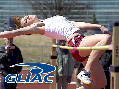 Senior Emily Cross will be among the Bulldogs in action at the GLIAC Outdoor Championships in May (FSU Photo Services)