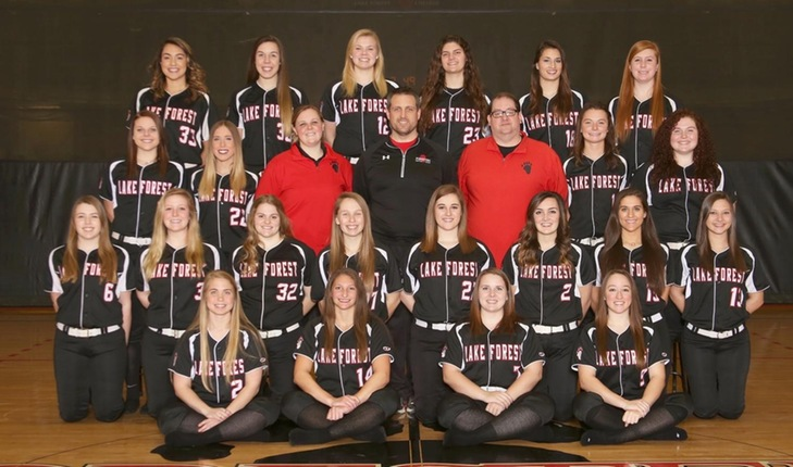 Foresters Earn Academic Honors from NFCA